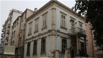 Ordu'daki tarihi konak kütüphane oluyor