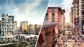 Piyalepaşa İstanbul'un ilk etabında yaşam başlıyor