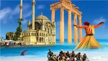 Türkiye, turizm tanıtım platformları arasında dünyada ilk beşte!