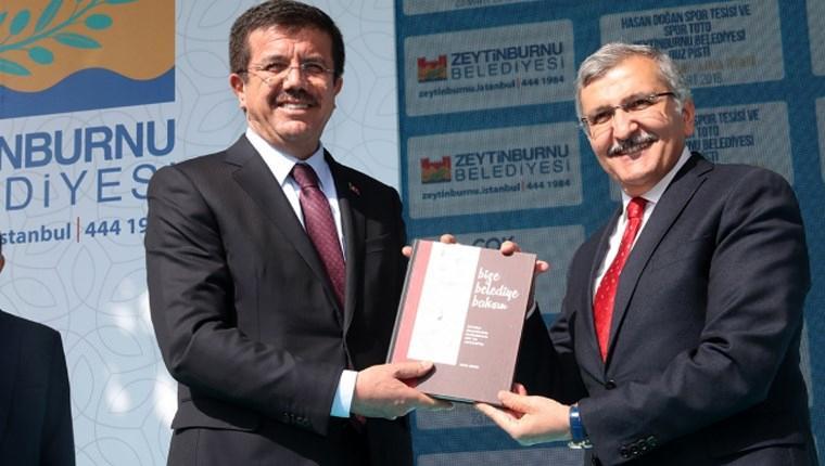 Zeytinburnu'na 5 yılda 1 Milyar TL değerinde yatırım yapıldı