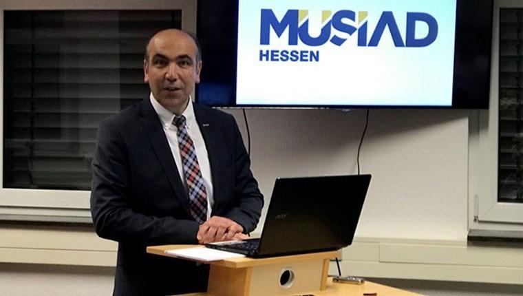 MÜSİAD Hessen, Almanya'da İnşaat ve Emlak Fuarı düzenleyecek