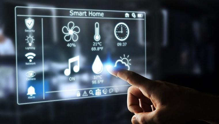 Akıllı ev dünyada 51 milyar dolar büyüklüğe sahip!