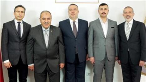 İTO'da Emlak Müşavirleri komitesi seçime hazırlanıyor