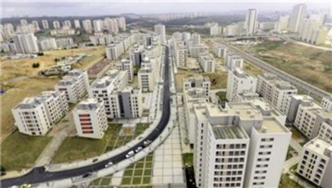 TOKİ'den Başakşehir'e 862 konutluk yeni proje!