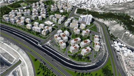 Uzundere projesindeki 9 bloğun inşaatı tamamlandı