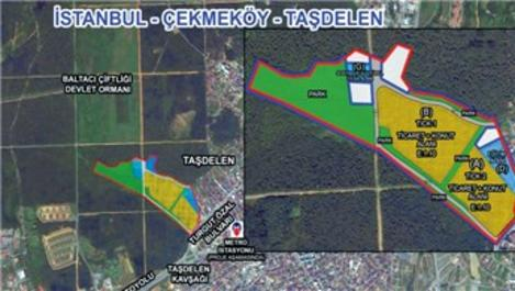 İstanbul Çekmeköy Taşdelen ihalesi 2. oturumu yapıldı