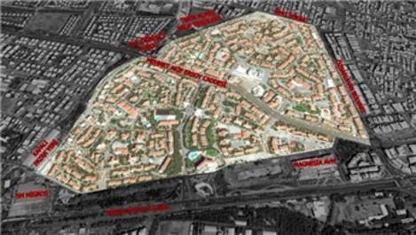 Yunusemre'nin kentsel dönüşümünde planlar askıya çıktı
