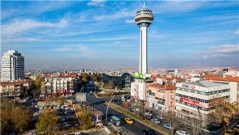 Ankara Çankaya'da 53.6 milyon TL'ye satılık gayrimenkuller!