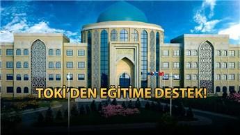 TOKİ ve Ahmet Yesevi Üniversitesi protokol imzaladı