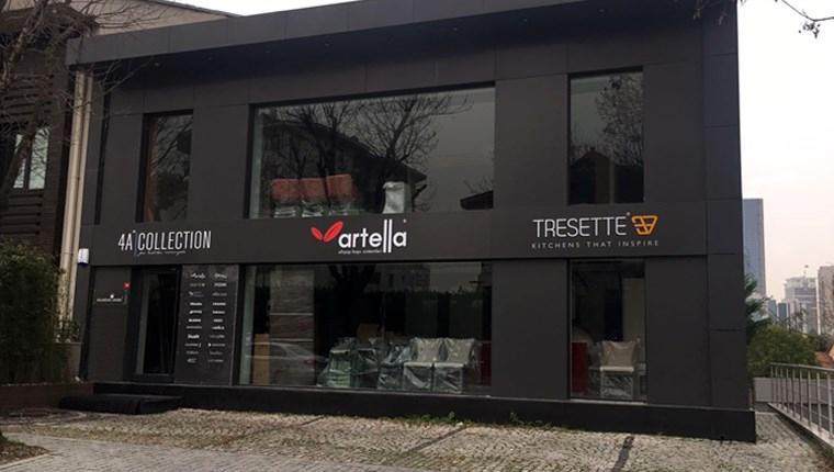 Aslandağ Grubu, Etiler'de yeni mağazasını açıyor