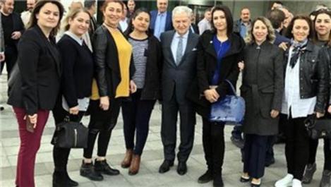 İzmir Kadın İnşaatçılar Birliği kuruluyor