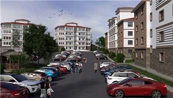TOKİ'nin Rize'deki yeni kentsel dönüşüm projesi