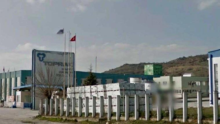 Toprak Seramik Fabrikası 25.5 milyon TL'ye satıldı
