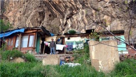 AFAD'ın önlemi Amasya'da faciayı önledi