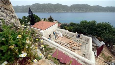 Kekova Kaleköy Camisi restore edilecek