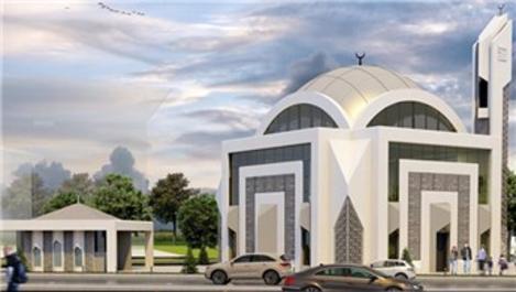 Konya'ya butik cami yapılıyor