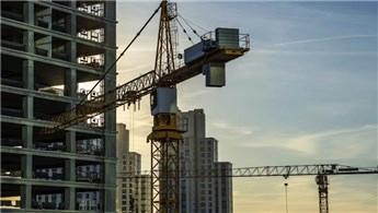 İnşaat sektörü 2017'de yüzde 8,9 büyüdü