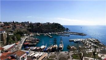 Antalya turizminde mart rekoru!