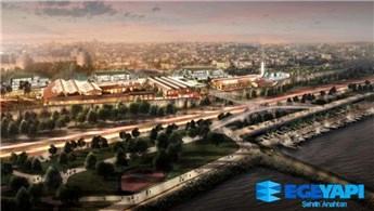 Ege Yapı, Yedikule'deki Cer İstanbul projesini tanıtıyor