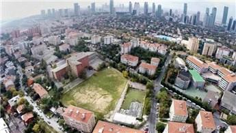 Etiler Polis Meslek Yüksekokulu arazisi Kiptaş'ın!