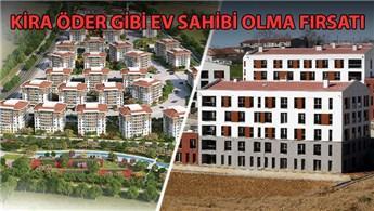 TOKİ ve Kiptaş, İstanbul'daki ucuz evlerini satışa açtı!