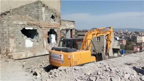 Tekke'de kentsel dönüşüm çalışmaları devam ediyor