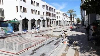 Liman Caddesi Kentsel Tasarım projesinde sona yaklaşılıyor