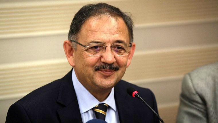 Özhaseki: İstanbul için rezerv alanlar belirledik