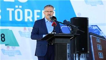 'Türkiye mega proje yapabilen az sayıda ülkeden biri'