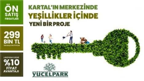 Teknik Yapı, Yücel Park Kartal'ı lanse ediyor!