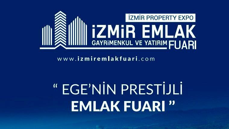 İzmir Emlak Gayrimenkul ve Yatırım Fuarı basına tanıtılıyor