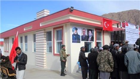 TİKA, Afganistan'da binin üzerinde projeye imzasını attı