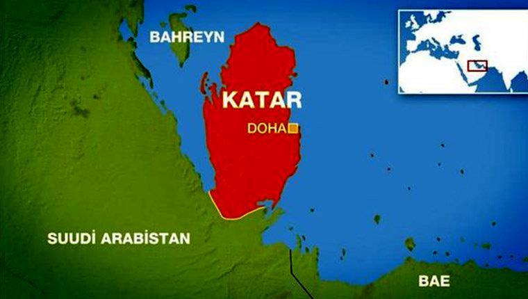 Suudi Arabistan, Katar'ı kanal projesi ile ayıracak!