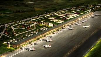 Çukurova Havalimanı'nda inşaat çalışmaları sürüyor