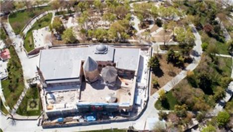 Selçuklu ve Osmanlı yapıları restore ediliyor
