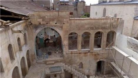 Canbolat Paşa Konağı restorasyonunda sona gelindi