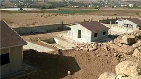 Karmod Prefabrik Filistin'de hazır konut inşa etti
