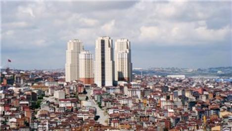 Büyükçekmece'de 4 blok kentsel dönüşüm kapsamında yıkıldı