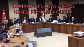 Bakırköy Florya arsa ihalesinin 2. oturumu yapıldı