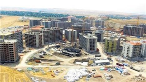Ankara Saraycık'ta 20 bin konutluk kentsel dönüşüm başlıyor