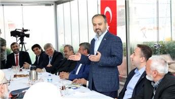 Bursa'da öncelikli hedef ulaşım!