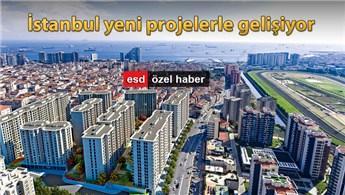 İstanbul Avrupa Yakası'nın en gözde konut projeleri!