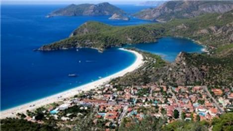 Turizm sektöründe beyan edilen gelirde yüzde 53'lük artış görüldü