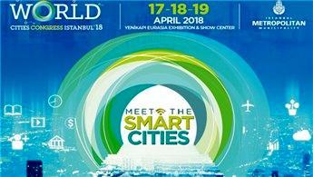 World Cities Congress İstanbul'18 kapılarını açıyor