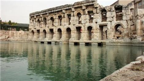 2000 yıllık Roma Hamamı turizme kazandırılıyor