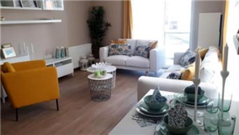 Beytepe Yalova'nın örnek dairesi ziyarete açıldı