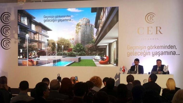 Cer İstanbul'da tadilat yapı ruhsatları alındı