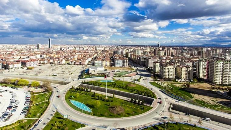 Konya'da 2.8 milyon TL'ye satılık arsa!