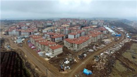 TOKİ, Gaziantep'te 50 bin konut inşa edecek