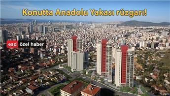 Anadolu Yakası, markalı konut projeleriyle hareketleniyor!